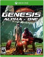 Genesis Alpha One (Xbox One) BRAND NEW / Region Free