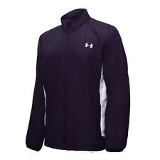 GIACCA UNDER ARMOUR EURO TRACK  BLU NAVY