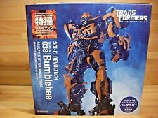 SCI-FI Revoltech Transformers Bumblebee figure  Kaiyodo Japan Anime Import NEW
