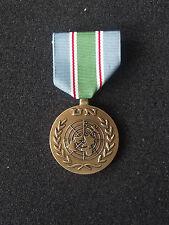 (a27-011) ONU Service Medal ONU I.F. in liquidazione Libano