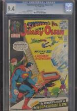 SUPERMAN'S PAL JIMMY OLSEN #147 CGC 9.4 JACK KIRBY STORY/ART NEAL ADAMS COVER