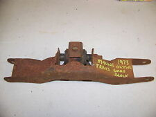 1973 PLYMOUTH DUSTER SMALL BLOCK MANUAL TRANSMISSION MOUNT OEM 74 75 76