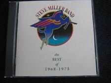 CD  Steve Miller Band   The Best of 1968 - 1973  Neuwertige CD