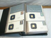 100 Golden Replicas of United States Classic Stamps 1847 -1932 Gold