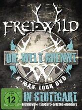 FREI.WILD - DIE WELT BRENNT: LIVE IN STUTTGART 2 DVD DEUTSCH POP & ROCK NEW!