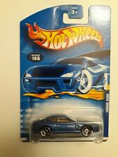 2001 Hot Wheels Ferrari 456M with Clear Windows Collector No. 166 from Mattel