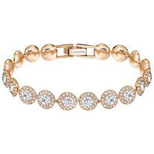 Swarovski Angelic Bracelet Rose Gold Plating 5240513