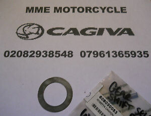 Cagiva Canyon River W12 W16 BRAND NEW O.E. Gearbox Selector Drum shims Gearshift