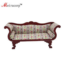 Dollhouse 1:12 scale Miniature furniture Luxurious Living room Sofa