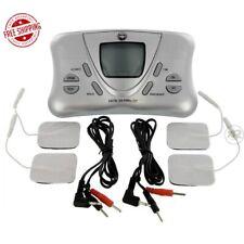 Zeus Electrosex Deluxe Digital Power Box Intense Massage Kit Digital Display NEW