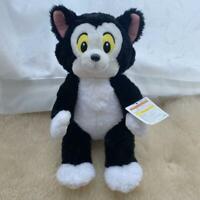 "Tokyo Disney land Limited TDL Figaro Plush Doll Fluffy Pinocchio Rare 15"" BIG"