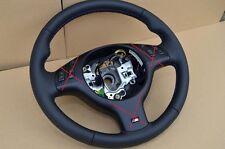 M3 M5 LENKRAD Steering Wheel BMW E46 E39 X5 E53 M3 M5 /// M NEU BEZOGEN NAPPA