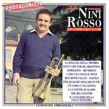 NINI  ROSSO Vol. 2 Versioni Originali (1998) CD Nuovo RARO