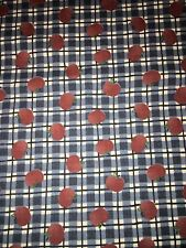 Primitives Apples fabric 1/4 yard! New!