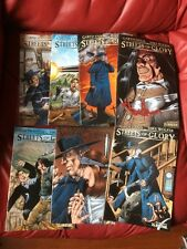 STREETS OF GLORY #1-6 COMPLETE & PREVIEW ENNIS WOLFER AVATAR
