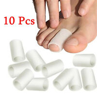 Relief Corn Cushion Toe Gel Protector Finger Sleeve Tubes Silicone Bandage