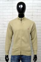 Maglione MURPHY & NYE Uomo Taglia Size S Pullover Cardigan Sweater Beige Man