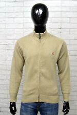 Maglione MURPHY & NYE Uomo Taglia Size S Pullover Cardigan Sweater Beige Man