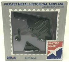 New Daron PostageStamp B-2 Spirit Diecast Jet Airplane Display Model 1:280 Scale