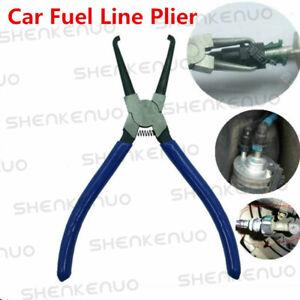 Autos Car Fuel Line Plier Petrol Clip Pipe Hose Connector Removal Fuel Filters W