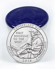 2016 25C 5 Troy Oz Silver ATB Cumberland Gap (Roll of 10 coins) SKU40286