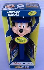 Lot 12 Disney Mickey Mouse wearing a MLB Dodger Hat12' PEZ candy roll dispenser