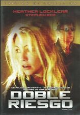 Doble Riesgo(1997) Double Tap- Heather Locklear DVD