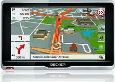 """Becker active6 CE LMU Sistema di navigazione 6,2"""" EU 20 Paesi TMC"""