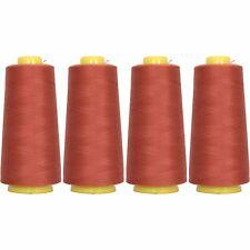Maxi-Lock Stretch Serger Cone Thread 2,000yd-Poppy Red 54-45136