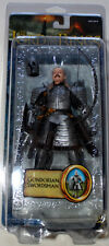 LORD OF THE RINGS GONDORIAN SWORDSMAN ROTK  MOC LOTR + LOTR PROTECTIVE CASE