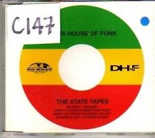 (CK100) Delta House Funk, The State Tapes - 1994 DJ CD