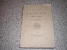 1898.la société Notre-Dame du Cénacle / Longhaye.Marie Victoire Couderc
