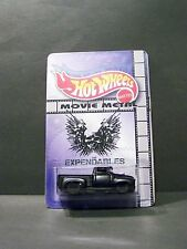 """Custom HotWheels 56 FORD and package of  """"Movie Metal""""  EXPENDABLES"""