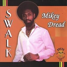 MIKEY DREAD SWALK CD NEW / SEALED