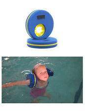 Arm Bands Water Wings Floaties Learn to Swim Discs Aid Float Ring Pool Toy 6003