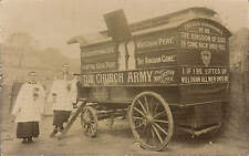 Manchester Church Army No. II Van. The Kingdom of God.