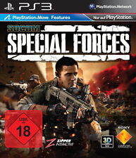 PS3 / Sony Playstation 3 Spiel - Socom: Special Forces (mit OVP)(USK18)