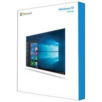 Genuine Microsoft Windows 10 Home 32/64bit Product Activation Key