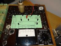 1 Röhre Telefunken CK1, 4,6 mA Tube Valve geprüft auf Funke W19 BL924