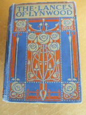 The Lances of Lynwood by Charlotte M Yonge Hardback  Old book Classics