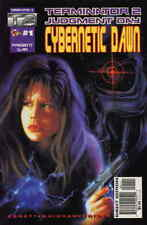 T2: Cybernetic Dawn #1 VF/NM; Malibu | save on shipping - details inside