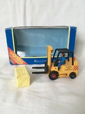 CORGI 56701 City Forklift Services Operating Lift Vintage In Original Box