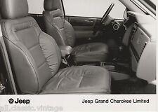 PRESS - FOTO/PHOTO/PICTURE - Jeep Grand Cherokee Limited