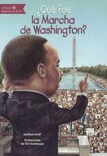 QUE FUE LA MARCHA DE WASHINGTON? / WHAT WAS THE MARCH ON WASHINGTON? - KRULL, KA