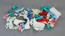 MATTEL 1960'S BARBIE FASHION DOLL SHOES SOME MADE IN JAPAN