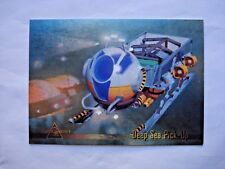 1994 SKYBOX SEAQUEST DSV *SPECTRA FOIL* CHASE CARD F2