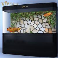Wall Vines PVD Aquarium Background Poster Fish Tank Decorations Landscape