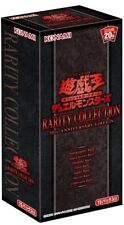 Japanese Yugioh, RARITY COLLECTION 20th ANNIVERSARY EDITION Booster Box Sealed