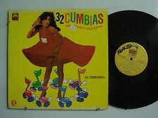 La CUMBIAMBA 32 Cumbias para Bailar y Escuchar IMPORT Colombia LATIN LP FM
