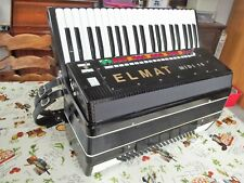 More details for farfisa transicord, 41 treble keys, 120 bass & chord buttons,with new elmat midi